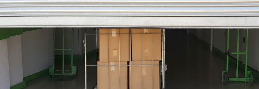 Business Storage Unit